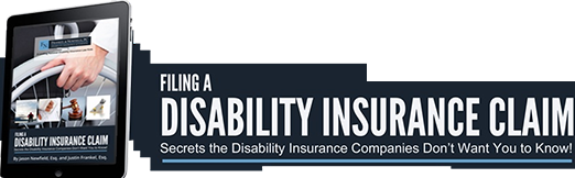 Disability Insurance Blog | Frankel & Newfield, P C