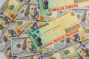 Economic Stimulus Bill Financial A Stimulus Bill Individual Check