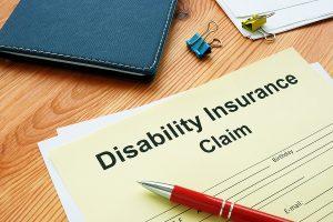 image Disability Insurance Claim Form